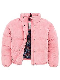 tommy-hilfiger-girlsnbspcorduroy-padded-coat-pink