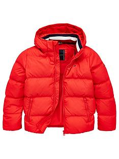tommy-hilfiger-boys-padded-down-jacket-red