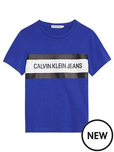 calvin-klein-jeans-boys-box-logo-short-sleeve-t-shirt-royalnbspblue