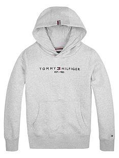 tommy-hilfiger-boys-essential-logo-hoodie-grey-marl