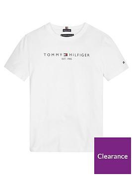 tommy-hilfiger-boys-essential-logo-short-sleeve-t-shirt-white