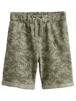 mango-boys-printed-jersey-short