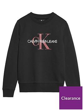 calvin-klein-jeans-boys-monogram-crew-neck-sweat-black