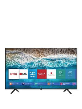 Hisense    H50B7100Uk 50 Inch 4K Ultra Hd, Hdr, Freeview Play Smart Tv