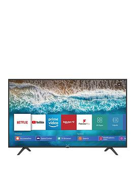 Hisense    H55B7100Uk 55 Inch 4K Ultra Hd, Hdr, Freeview Play Smart Tv