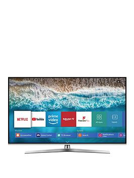 Hisense    H55U7Buk 55 Inch 4K Ultra Hd, Hdr, Freeview Play Smart Tv