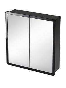 lloyd-pascal-memphis-bathroom-double-mirror-black-high-gloss-wall-cabinet