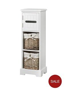 lloyd-pascal-burford-ready-assembled-painted-narrow-bathroom-storage-unit-white