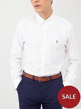 polo-ralph-lauren-golf-long-sleeved-non-iron-oxford-shirt-white