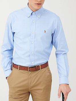 Polo Ralph Lauren Golf Polo Ralph Lauren Golf Long Sleeve Non Iron Oxford  ... Picture