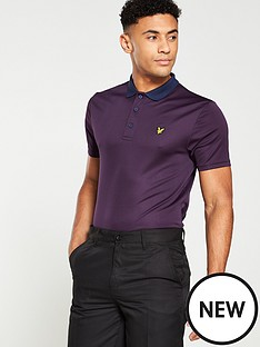 lyle-scott-golf-microstripe-polo-shirt-navyburgundy