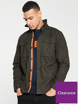 barbour-thermo-overshirt-forest-green