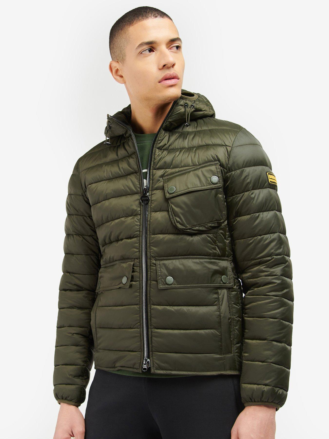 barbour ouston jacket