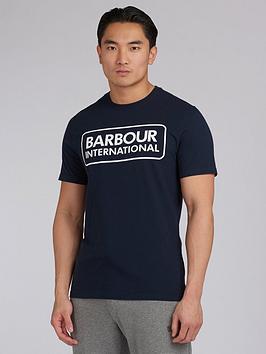 barbour-international-essential-large-logo-t-shirt-navy
