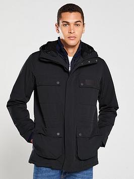 Barbour International Barbour International Endo Jacket - Black Picture