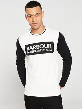 barbour-international-glide-long-sleeved-t-shirt-ecrublack