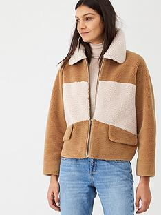 v-by-very-mixed-teddy-jacket-tobacco