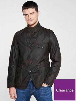 barbour-icons-beacon-sports-wax-jacket-olive
