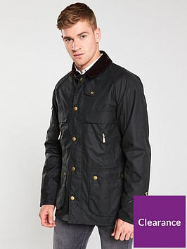 barbour-icons-bedale-wax-jacket-sage