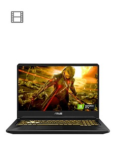 asus-fx705du-au035t-amd-ryzen-7-16gb-ram-ddr4-1tb-hard-drive-amp-256gb-ssd-nvidianbspgtx-1660ti-6gb-graphics-173-inch-thin-bezel-pc-gaming-laptop-black