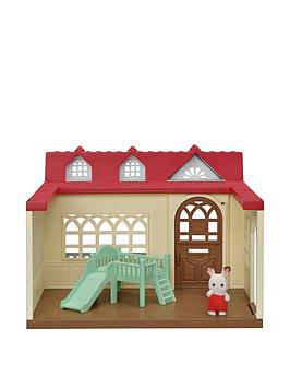 Sylvanian Families Sylvanian Families Sweet Raspberry Home Picture