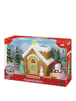Sylvanian Families Sylvanian Families Gingerbread Playhouse Picture