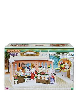 Sylvanian Families Sylvanian Families Blooming Flower Shop Picture