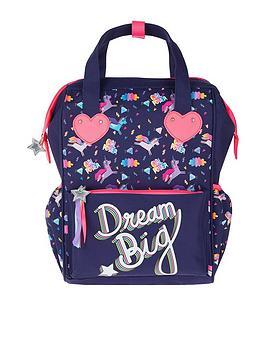 accessorize-accessorize-dream-big-unicorn-top-handle-backpack