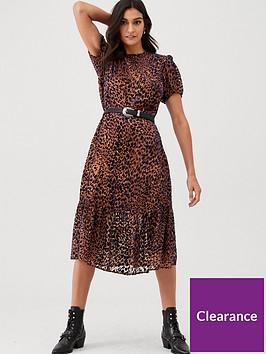 v-by-very-devore-midi-dress--nbspanimalnbsp