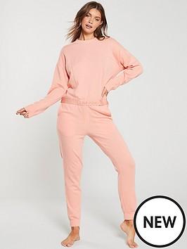 calvin-klein-jogger-pants-coral-pink