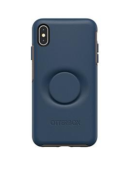 otterbox-otterbox-otterpop-for-apple-iphone-xs-max-slim-and-stylish-protection-popsockets-convenience-go-to-blue-77-61742