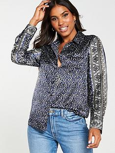 v-by-very-boarder-paisley-pyjama-blouse-print