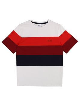 boss-boys-short-sleeve-stripe-t-shirt-white