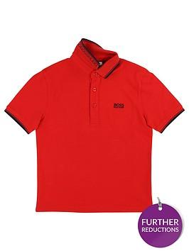 boss-boys-classic-short-sleeve-polo-shirt-red