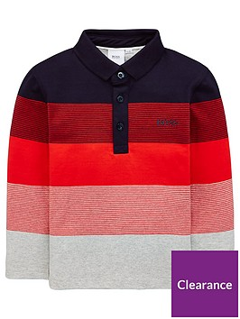 boss-boys-long-sleeve-stripe-polo-shirt-multi