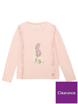 billieblush-girls-long-sleeve-sequin-seahorse-t-shirt-pink