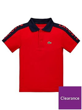 lacoste-sports-boys-short-sleeve-logo-polo-shirt-red