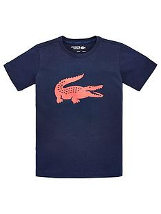 lacoste-sports-boys-short-sleeve-croc-t-shirt-navy