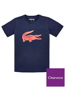 lacoste-sports-boys-short-sleeve-croc-t-shirt-navy