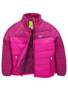 regatta-girls-junior-freezeway-padded-jacket-pink