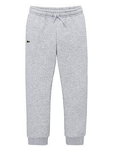lacoste-sports-boys-classic-cuffed-joggers-grey