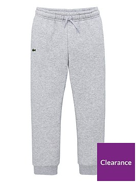 lacoste-sports-boys-classic-cuffed-joggers-grey