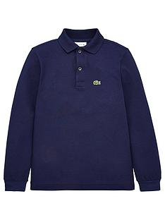lacoste-boys-classic-long-sleeve-pique-polo-shirt-navy