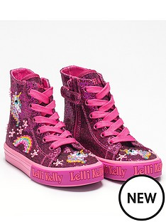 lelli-kelly-girls-abigail-hi-top-plimsolls-purple-glitter