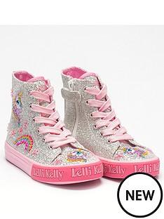 lelli-kelly-girls-abigail-hi-top-plimsolls-silver-glitter
