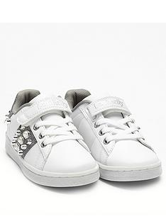 lelli-kelly-perla-stud-trainers-whitesilver