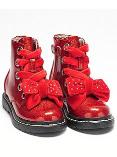 lelli-kelly-fior-di-fiocco-glitter-bow-ankle-boots-red-glitter