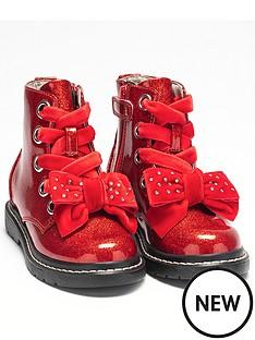lelli-kelly-fior-di-fiocco-glitter-bow-ankle-boots-red-glitter