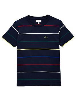 lacoste-boys-short-sleeve-multi-stripe-t-shirt-navy
