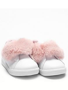 lelli-kelly-elise-fluffy-strap-plimsolls-whitepink